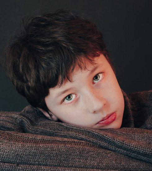Boy Teen Portrait Kid Child Young  - Victoria_Borodinova / Pixabay