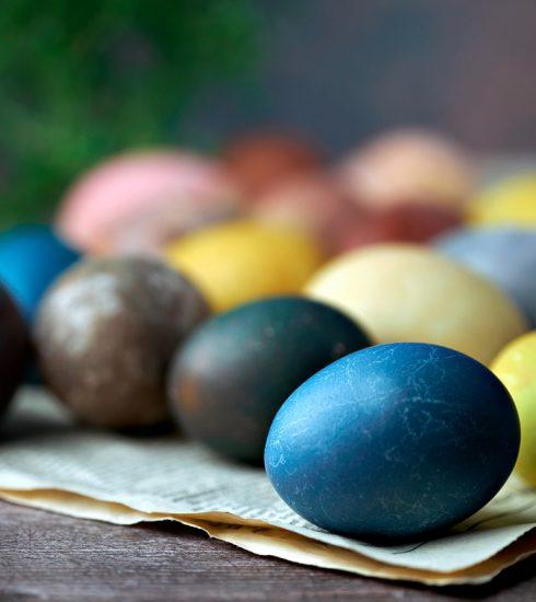 Eggs Easter Eggshells Natural  - Gervele / Pixabay