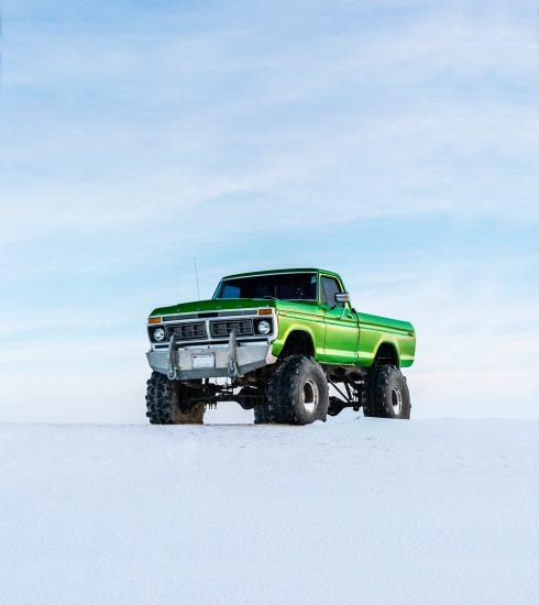 Monster Truck X Car Vehicle  - StockSnap / Pixabay