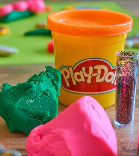 Play Doh Play Dough Creative  - LMoonlight / Pixabay