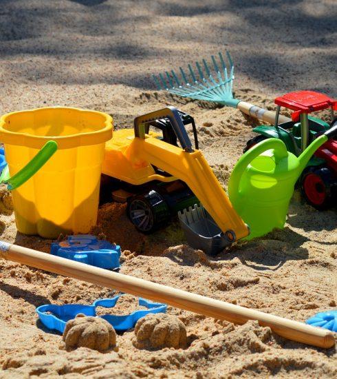 Sand Pit Sand Box Toys Sand  - neelam279 / Pixabay