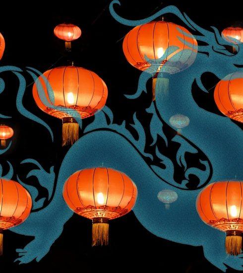 Lampion China Asia Decoration  - kalhh / Pixabay