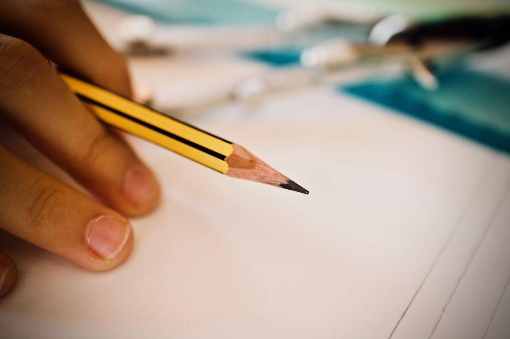 Pencil Ruler School Creative  - sweetlouise / Pixabay